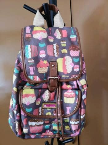 Bolsa backpack perfecto estado
