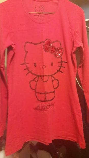 7fce355d96 Blusa Hello Kitty - GoTrendier - 1144209