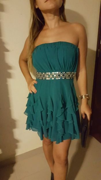 Vestido Fiesta jovial..!!