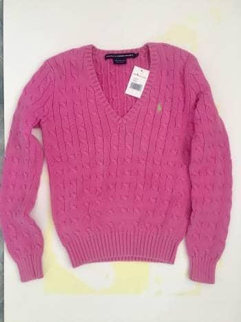 Suéter Ralph Lauren Sport Nuevo con etiqueta
