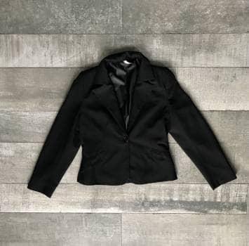 Lindo Blazer Negro