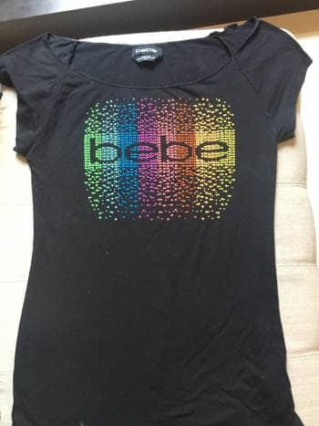 ba17267738 Blusa bebe logo - GoTrendier - 569129