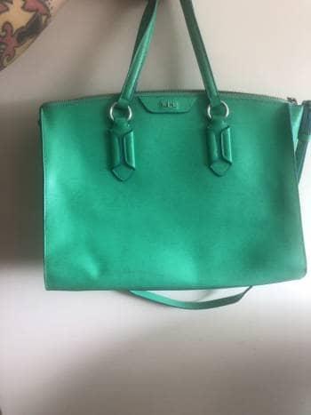 Bolso verde RLL