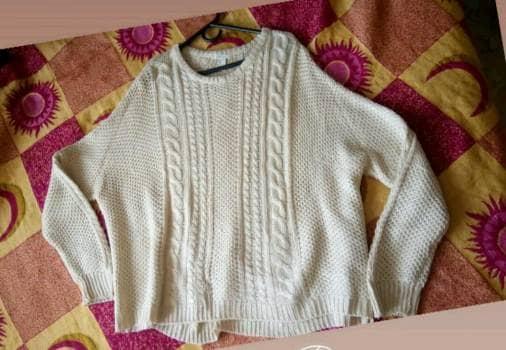 Hermoso suéter que te encantará!!!